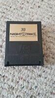 Atari 400 800 1200 XE XL - NIGHT STRIKE by TG Software Products cartridge