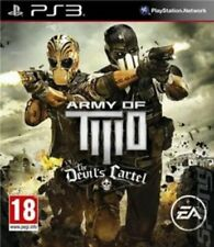 PlayStation 3 : Army of Two: The Devils Cartel (PS3) VideoGames***NEW***