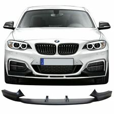 For BMW F22 F23 upgrade kit from m sport to performance spoiler lip chin add on