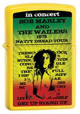 ACCENDINO da collezione ZIPPO BOB MARLEY JAMAICA Idea regalo 24993