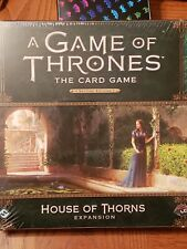 House of Thorns, Deluxe Expansion, A Game of Thrones: LCG 2nd Edition