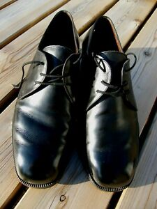 VINTAGE CHAUSSURE SOULIER HOMME BALLY TAILLE  FR 42 / UK 9 / TOUT CUIR