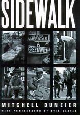 Sidewalk Duneier, Mitchell, Hakim Hasan, Carter, Ovie Paperback