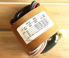 115V/230V 50W r-core transformer pour ampli amplificateur micros dac 24V+24V 12V+12V