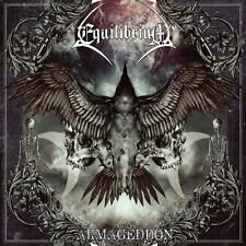 EQUILIBRIUM - Armageddon ( armagedon ) 2 CD DOUBLE EDITION
