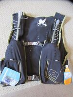 New Mens Nathan VaporKrar 2.0 Hydration Pack 4L Race Vest Running Medium Black