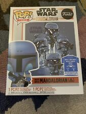 Funko POP! Star Wars Death Watch Mandalorian No Stripes & Tees Size L GameStop