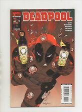 Deadpool #4 - Secret Invasion! - (Grade 9.2) 2009