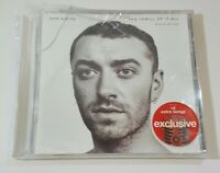 DAMAGED CASE Sam Smith Thrill Of It All SE +2 Target Exclusive CD NEW READ