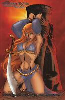 1001 Arabian Nights Adventures of Sinbad #1 Fantastic Realm Exclusive LTD 750