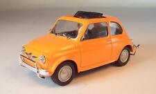 Hongwell 1/43 Fiat 500 Limousine orange #1771
