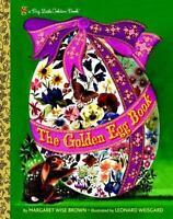 The Golden Egg Book (Big Little Golden Book)-ExLibrary