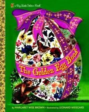 The Golden Egg Book by Margaret Wise Brown (2004, Hardcover)