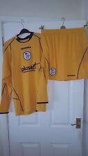 Mens Football Shirt Shorts Kit - Sheffield Wednesday Goal Keeper 2006 - Diadora