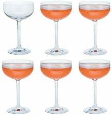Dartington Crystal Champagne Saucer Party (6 Pack)