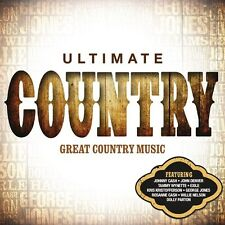 Ultimate... Country - Various Artists (Album) [CD]