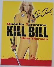 UMA THURMAN KILL BILL POSTER Signed Autograph PRINT 6x4 GIFT