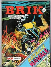 ¤ BRIK N°210 ¤ 1985 MON JOURNAL