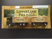 Lipperland Pils Modell LKW Truck Sammeltruck OVP Werbetruck