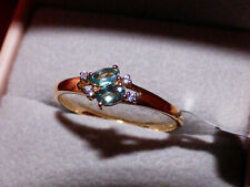 Superb Alexandrite Gold Ring