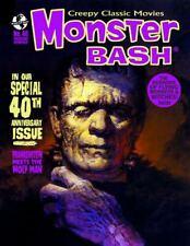 MONSTER BASH 40 Frankenstein Meets Wolfman BASIL GOGOS Wizard of Oz Magazine NEW