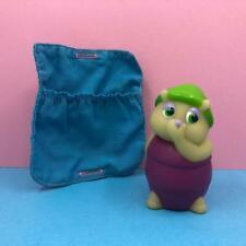 Vintage Glo Friends Glo Skunkbug & Sleeping Bag Playskool Toy Figure 1980s