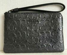 Porte-monnaie et portefeuilles Coach en cuir vernis pour femme