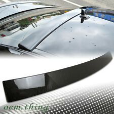 C180 C220 Carbon For Mercedes BENZ C-Class C204 Coupe OE Roof Spoiler Wing 14