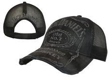 Basecap Baseball Cap Mütze Baseballcap Jack Daniel's Trucker Vintage S-XL