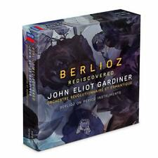 BERLIOZ REDISCOVERED (8 CDS+DVD) - GARDENER,J.E./BROWN,D./ORR/+  8 CD+DVD NEU