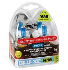 Lampada Alogena Blu-Xe H16 12V 19W PGJ19-3 2PZ Scatola Plast. COD. 57990