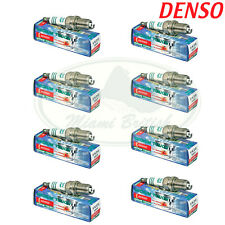 New Set 5 Spark Plugs Denso For Cadillac Dodge Land Rover Plymouth Toyota Gap