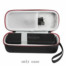Portable Wireless Bluetooth EVA Speaker Case For Anker SoundCore 2 With Mesh New