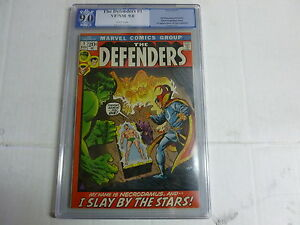 DEFENDERS # 1  VF/NM  9.0   Graded   HOT ISSUE