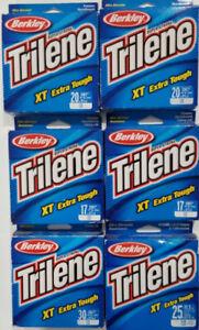 Berkley Trilene XL Extra Tough Clear Refill Spool 250 to 330 Yards Fishing Line