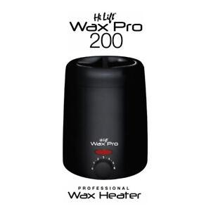 Hi Lift Wax Pro 200 Wax Heater Professional Waxpot Wax Heater Pot 200ml WAXPR02