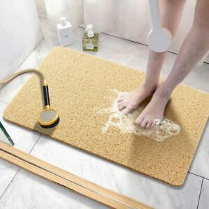 Bath Tub Shower Mat Bathroom Rug Bathtub Non Slip Anti Skid Protection Safety