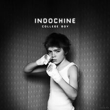 INDOCHINE COLLEGE BOY  LIMITED EDITION  CD SINGLE  REMIXES
