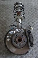 BMW 5 E61 525d M57N2 197PS Set Molla Sospensioni Cuscinetto Perno Frontale SX