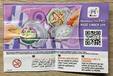 Finger Games - Fang die Kugel FF547A - FF547B mit 2 Bpz aus Indien 2015