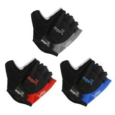 Women Men Half Finger Work Out Gym Gloves Sport Weight Lifting Exercise Fitness