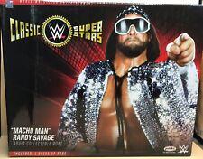 WWE MACHO MAN RANDY SAVAGE Adult Replica Robe Halloween Costume Cosplay NEW WWF