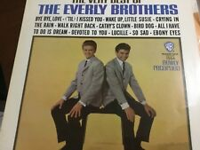 """The Very Best of The Everly Brothers, vinyl 12"""""""