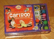 Sealed - 2004 Cranium CARIBOO Magical Treasure Hunt Game - Beginner and Advanced