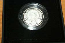 (PL) ROYAL MINT 2011 UK CARDIFF £1 SILVER PROOF COIN - ENGLAND