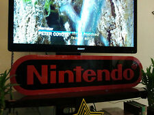 Nintendo Sign Wii 3D Game