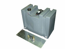 4WD WATER TANK. PRV75-P-MK. UPRIGHT WATER TANK INC PUMP AND MOUNT KIT.4X4 TANK.