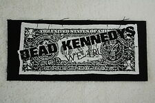 Dead Kennedys Cloth Patch (CP08)