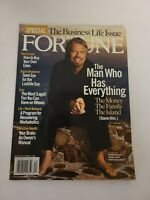 Fortune Magazine Oct. 2003 Special- The Business Life issue Richard Branson