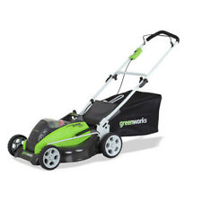 Greenworks 40V Li-Ion 19 in. 3-in-1 Lawn Mower (BT) 2501302 New